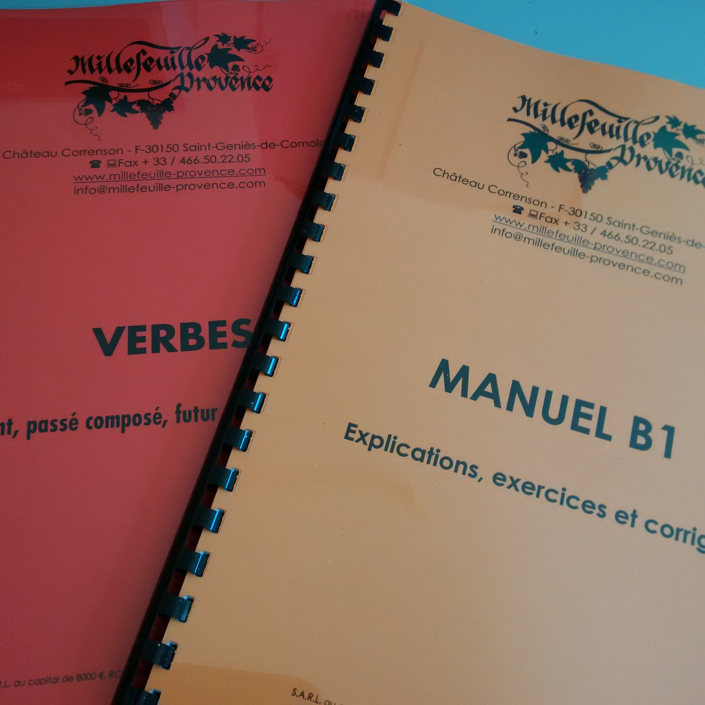 French manuals