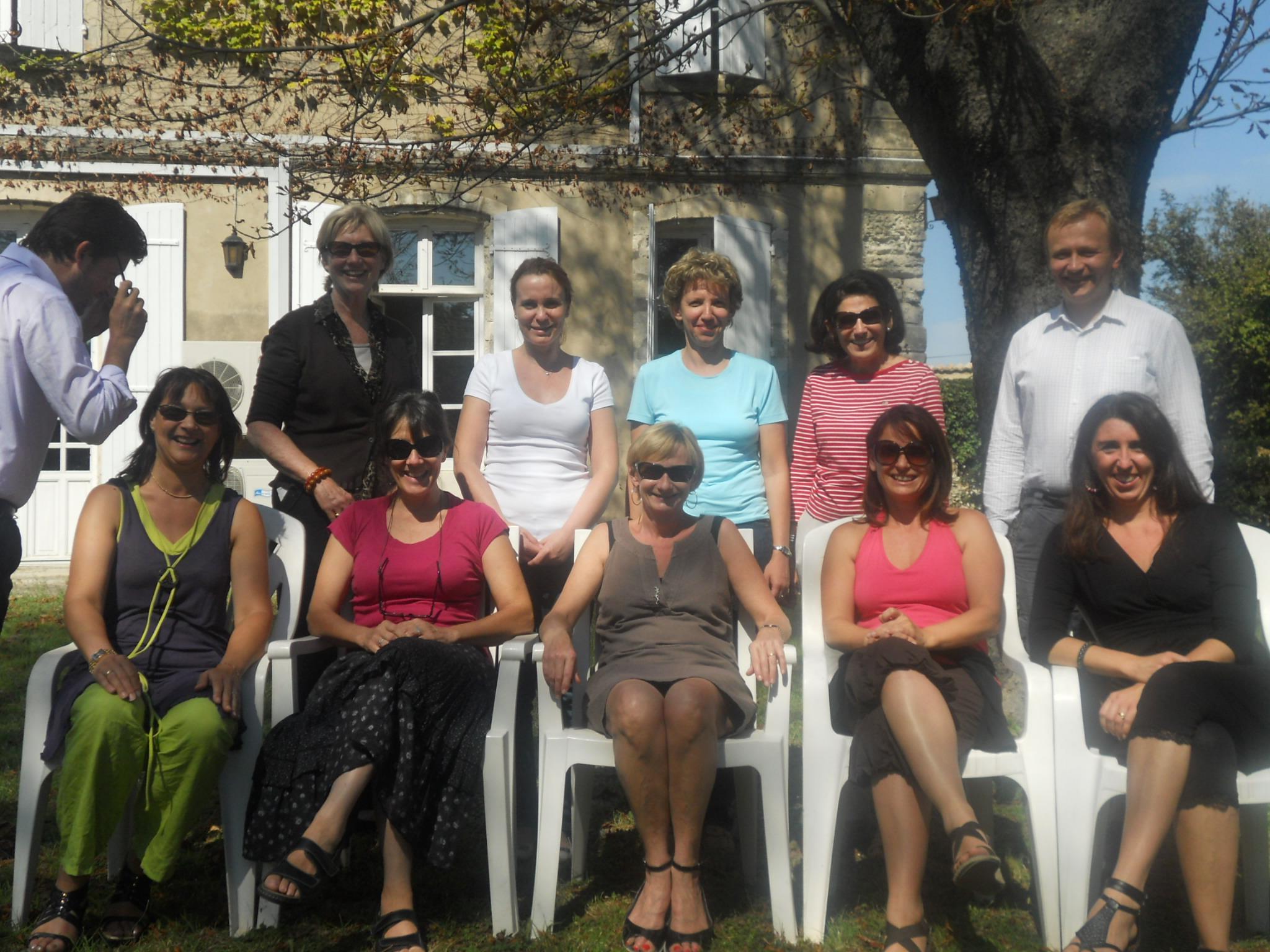 L'équipe de Millefeuille Provence