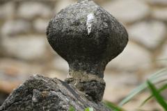 Un détail du château Correnson